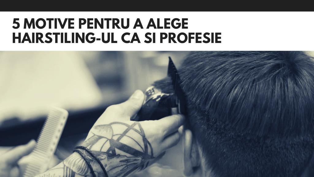 hairstiling cursuri